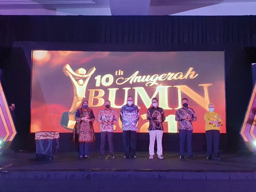 Pertamina Patra Niaga Raih 4 Penghargaan di Anugerah BUMN