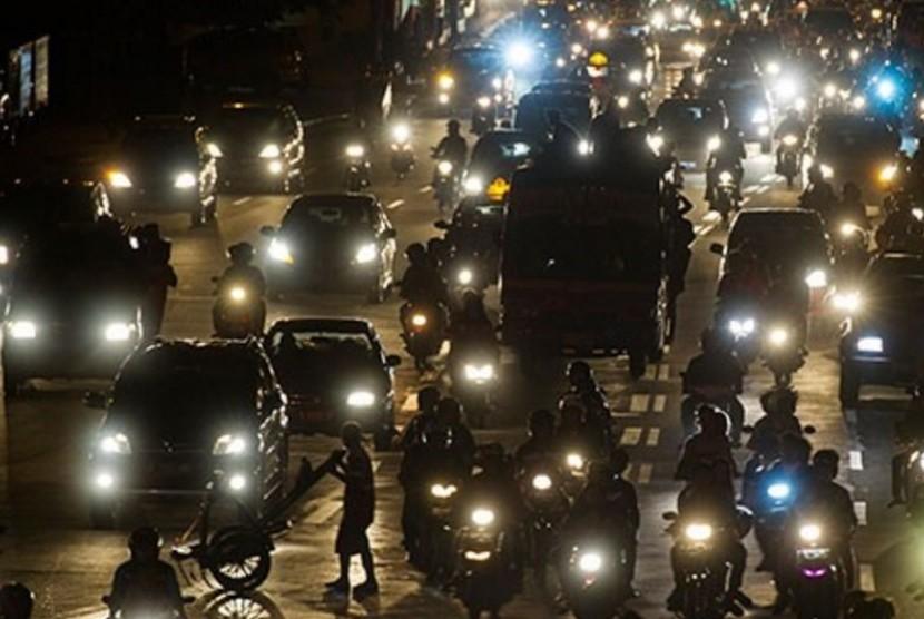 Polisi: Pengumpul Massa untuk Takbiran Bisa Dipidana. Foto: Malam takbiran  (ilustrasi)