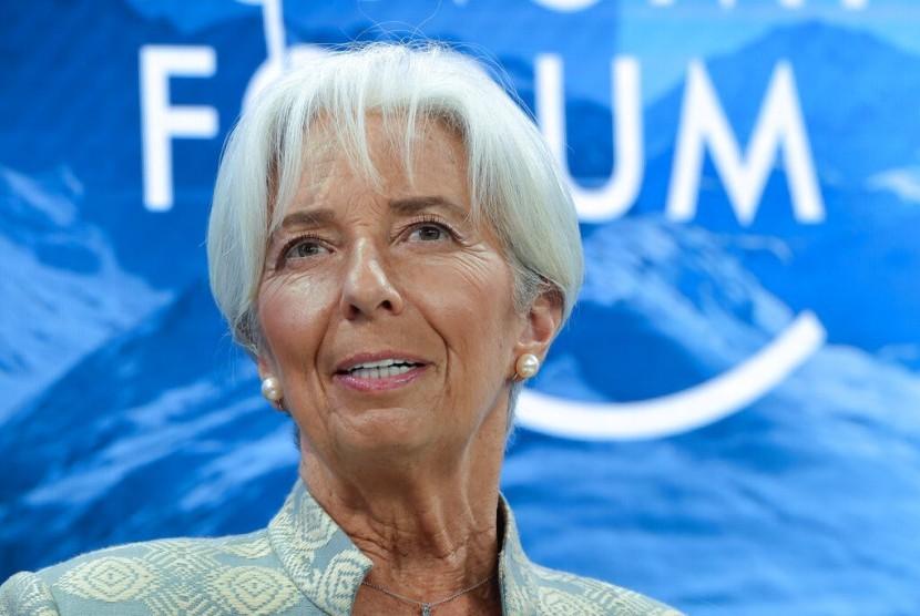 Managing Director IMF Christine Lagarde