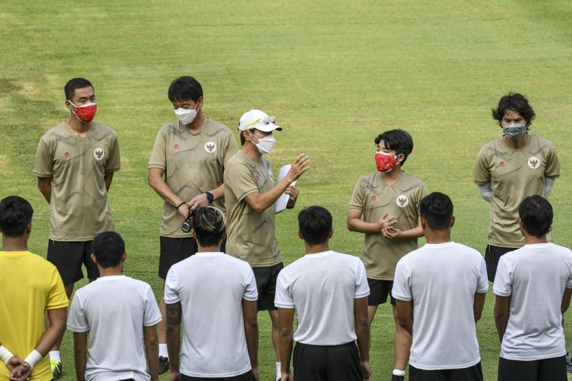 Skuad Timnas Indonesia U 19 Belum Final Republika Online