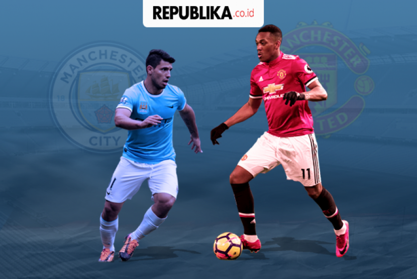 Manchester Unied vs Manchester City