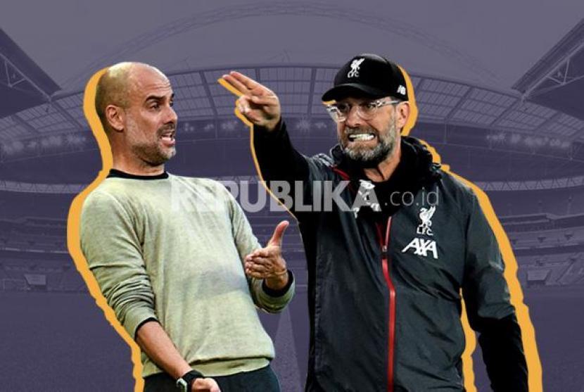 Prediksi Carragher untuk Laga Liverpool Vs Manchester City