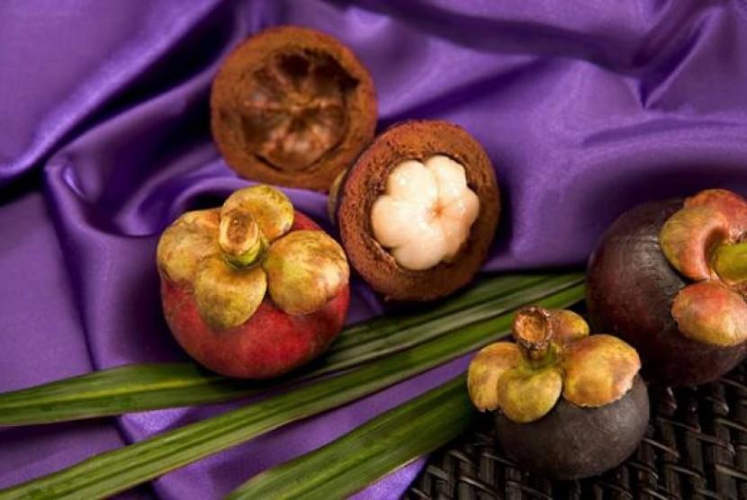 Studi Awal Sebut Kulit Manggis Berpotensi Jadi Anti Covid-19