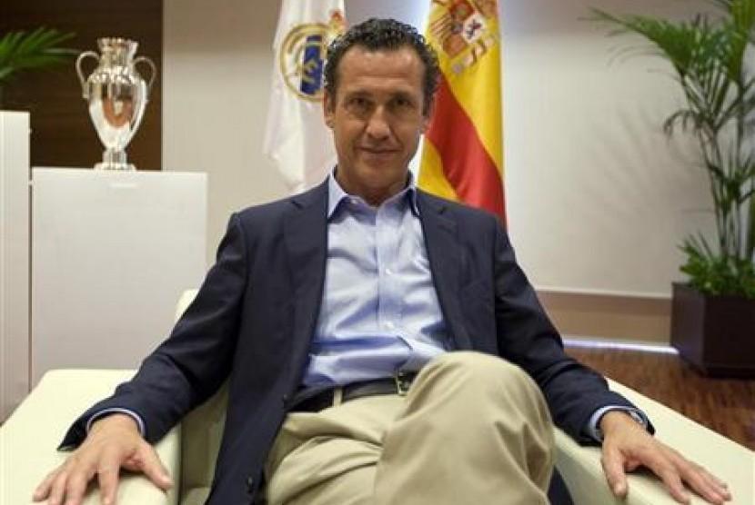 Mantan direktur olahraga Jorge Valdano.