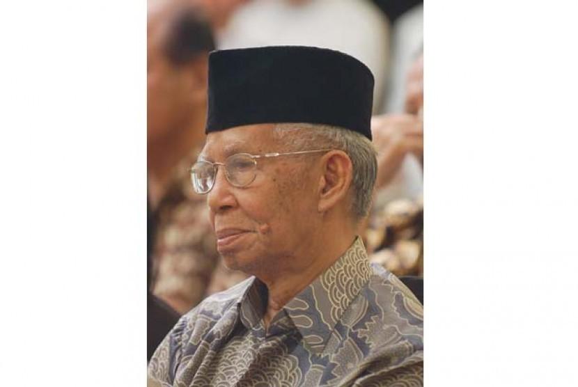 Mantan Hakim Agung Bismar Siregar