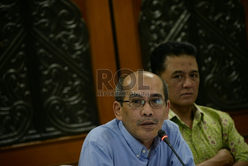 Mantan ketua Tim Reformasi Tata Kelola Migas (RTKM), Faisal Basri.