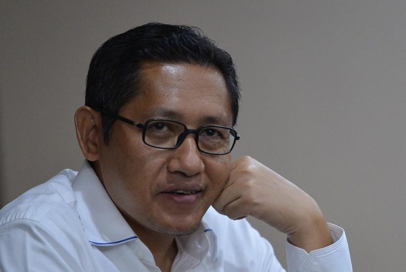 Mantan Ketua Umum Partai Demokrat Anas Urbaningrum