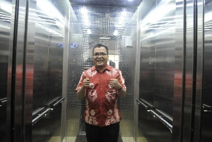 Mantan Menteri Hukum dan HAM Denny Indrayana.