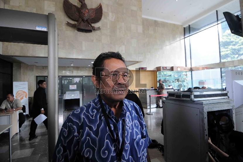 Mantan Menteri Perindustrian Fahmi Idris