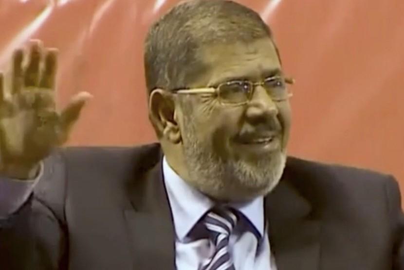 Mantan Presiden Mesir, Muhammad Mursi