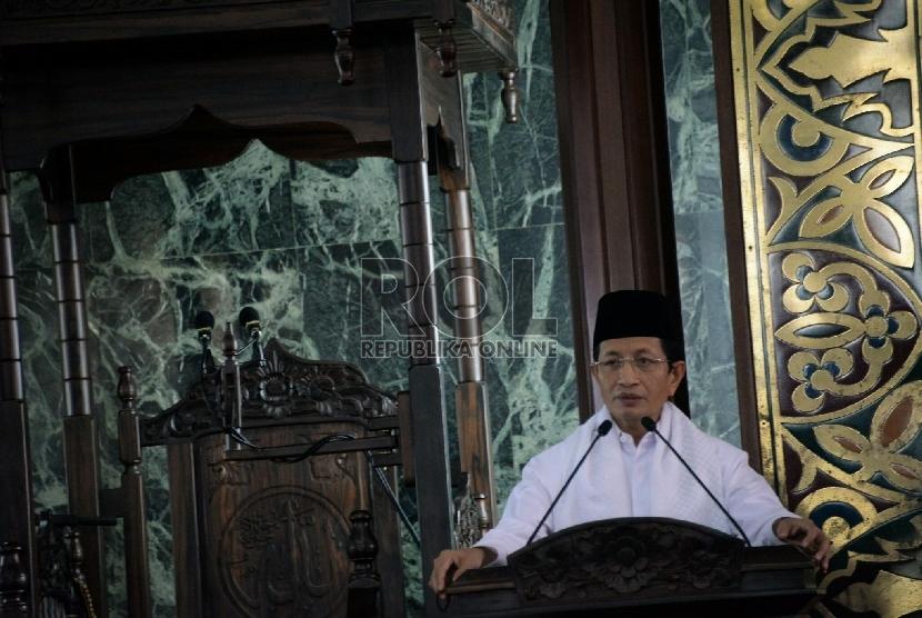 Mantan Wakil Menteri Agama Nasaruddin Umar