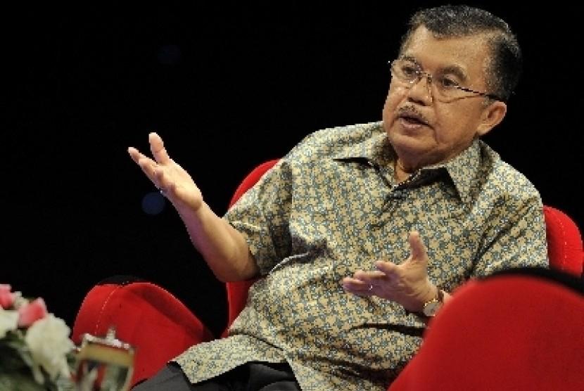 Mantan Wakil Presiden, Jusuf Kalla.
