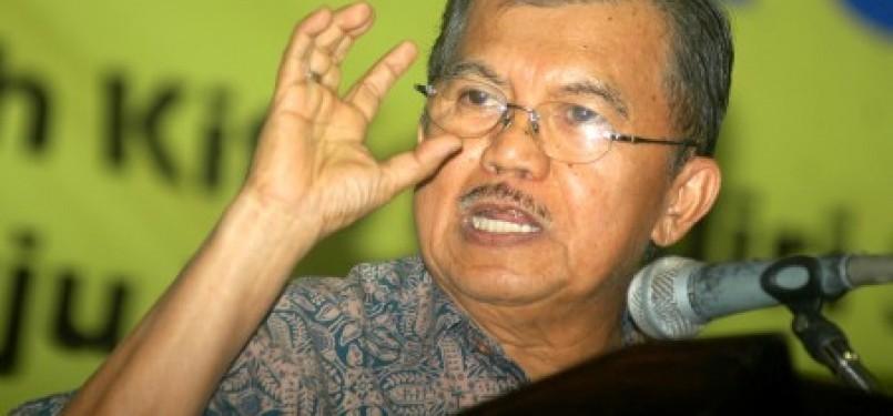 Mantan Wakil Presiden RI Jusuf Kalla.