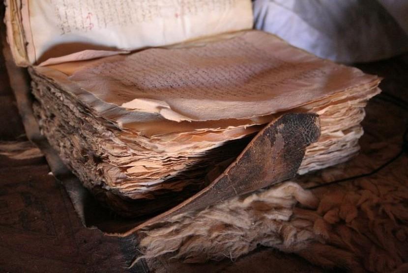 Manuskrip-manuskrip kuno