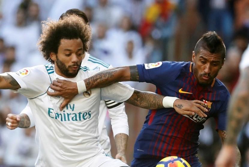 Marcelo (kiri)