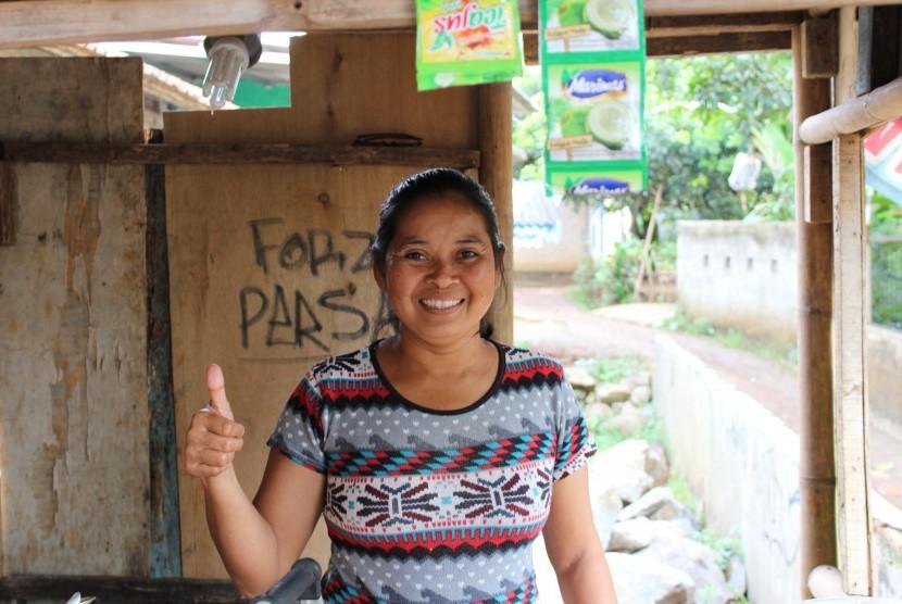 Mariam gigih memperbaiki kondisi perekonomian keluarga