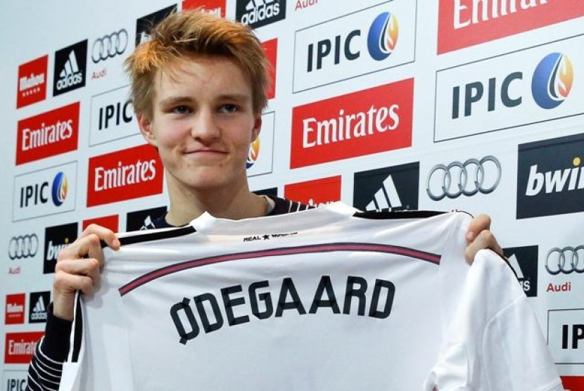 Arsenal tak Perlu Datangkan Martin Odegaard