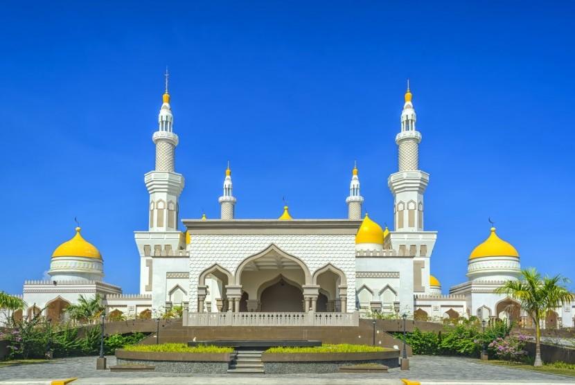 Masjid Agung Cotabato Terbesar di Filipina | Republika Online