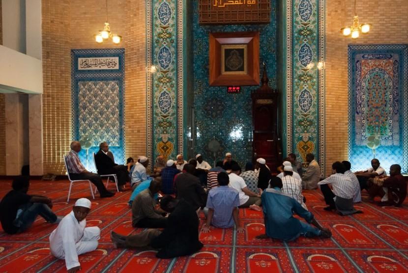 Masjid Agung Lisabon 2