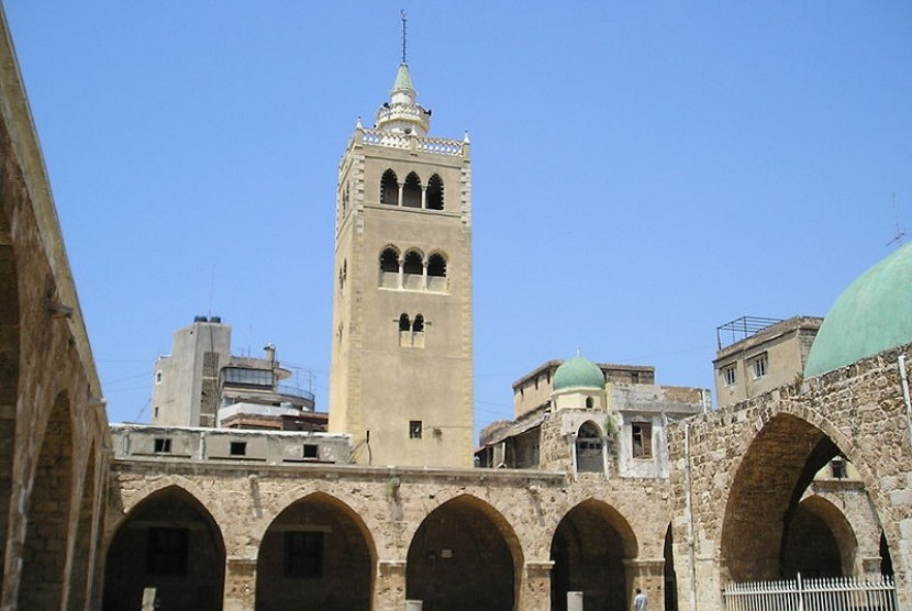 Masjid Agung Tripoli