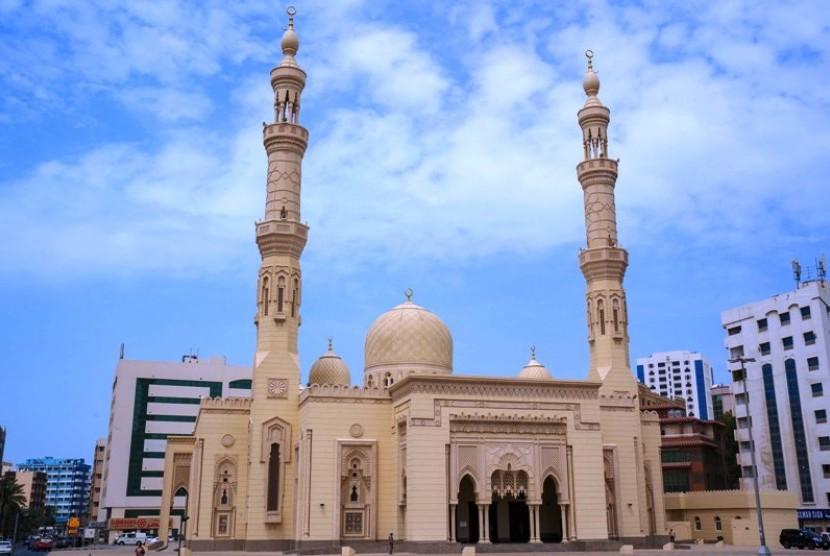 Masjid al-Iman Um Altaraffa