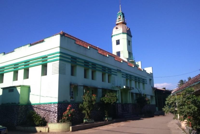 Tiga Masjid Unik Di Nusantara Republika Online