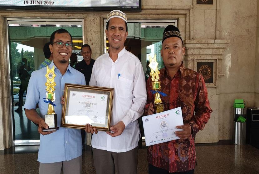 Masjid Baiturahman Ancol berhasil meraih juara 1 sebagai Masjid Terbaik yang berada di lingkungan BUMD Provinsi DKI Jakarta. Penghargaan diberikan di Gedung Balai Sudirman, Jakarta pada 19 Juni 2019. Masjid Baiturahman Ancol merupakan masjid terbesar di kawasan Ancol Taman Impian, yang terletak di sisi selatan dekat dengan Sea World Ancol ataupun sentral parkir Gondola.