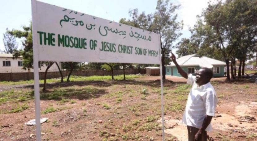 Masjid Bernama Yesus Kristus Putra Maryam Tuai Kontroversi