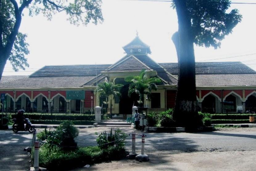 Masjid Besar Cipaganti, Bandung, Jawa Barat.