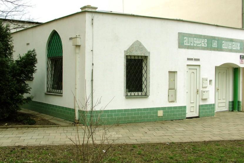 Masjid Brno, Ceska.