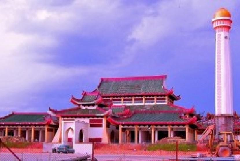 Masjid Cina Kelantan