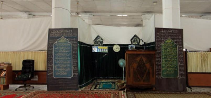 masjid ganting