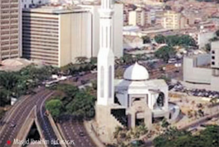 Masjid Ibrahim, Caracas, Venezuela