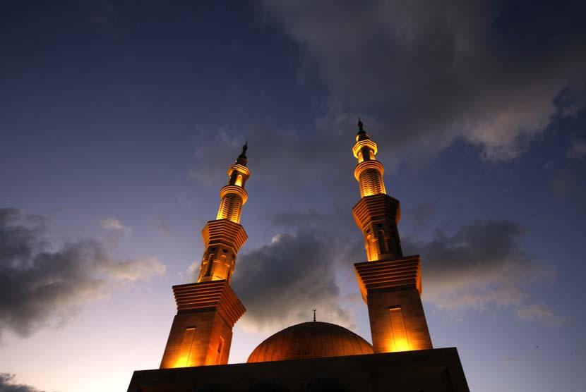 Masjid (ilustrasi)