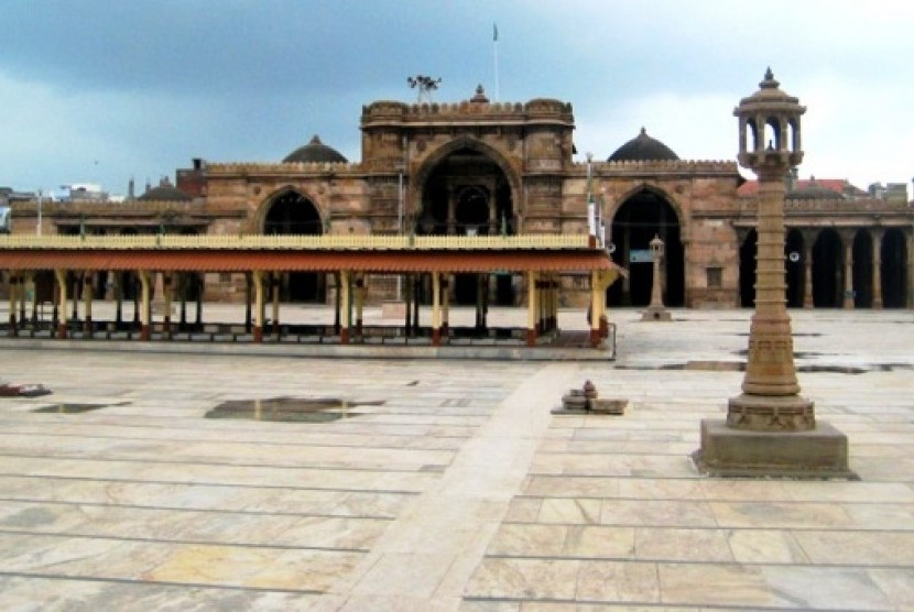 Masjid Jama Ahmedabad India