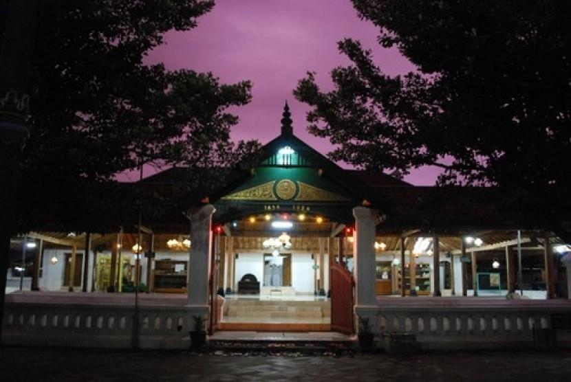 Masjid Kotagede, Yogyakarta
