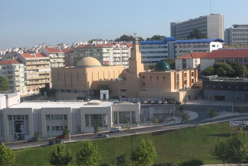 Masjid Lisbon di Portugal