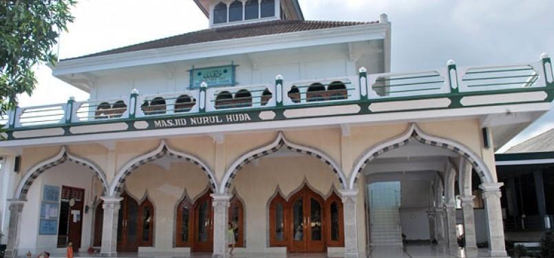 Masjid Nurul Huda Gelgel in Klungkung, the oldest mosque in Bali (photo files).
