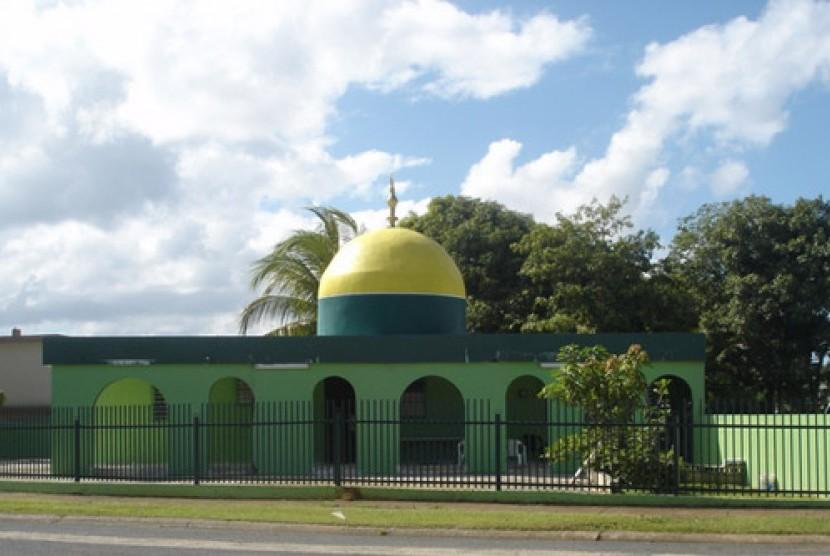 Masjid Puerto Rico