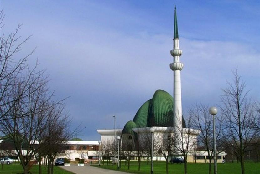 Masjid Raya Zagreb
