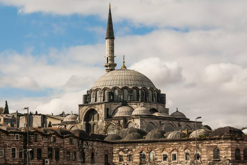 Masjid Rustem Pasha.