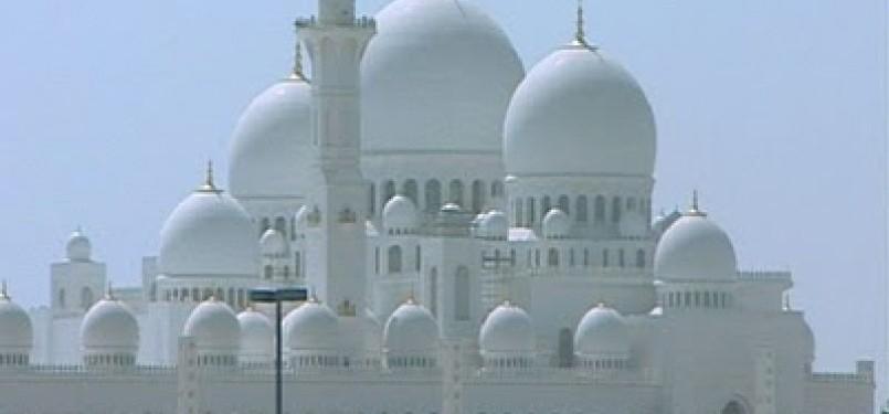 Masjid Sheikh Zayed - Abu Dhabi, UEA
