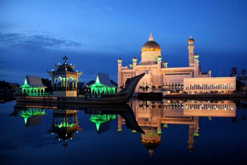 Lima Masjid Tercantik Di Dunia Republika Online