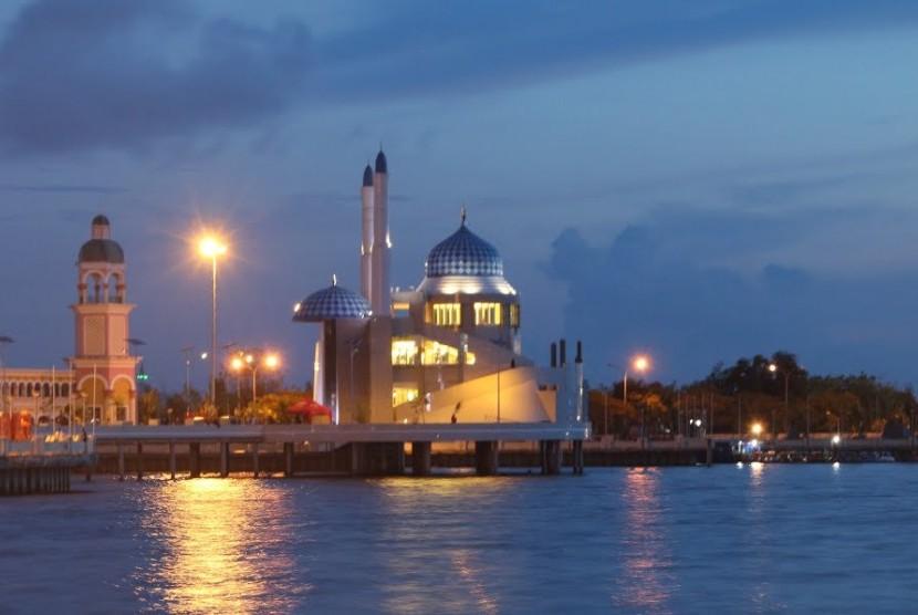 Kedah Akan Miliki Masjid Apung Pertama Republika Online