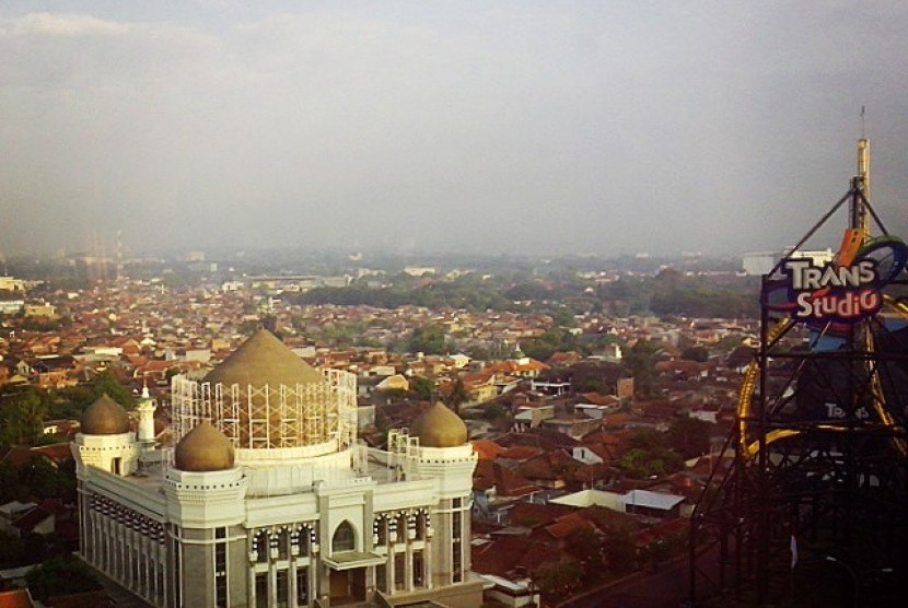 Masjid Trans Studio Bandung (Ilustrasi)