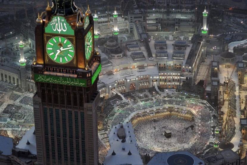 Masjidil Haram dipenuhi jamaah pada 10 hari terakhir Ramadhan.