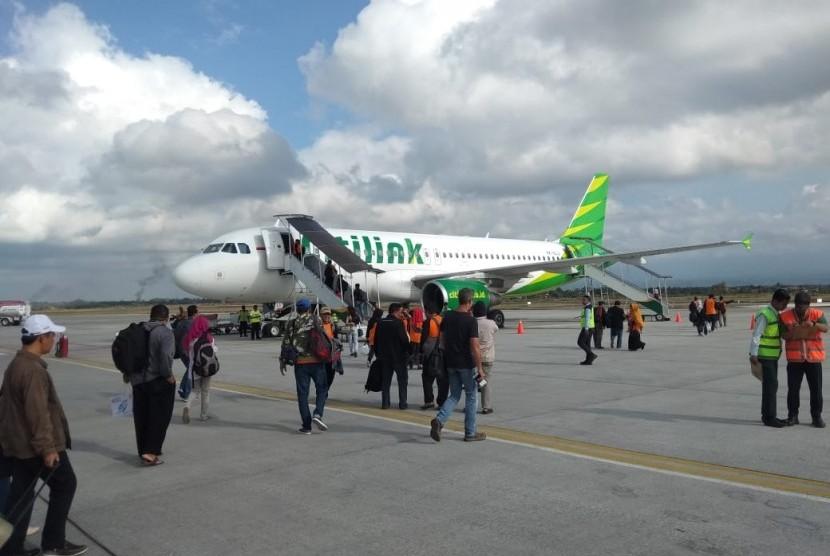 Yuk, Beruru Diskon Tiket Pesawat Citilink Indonesia   Republika Online