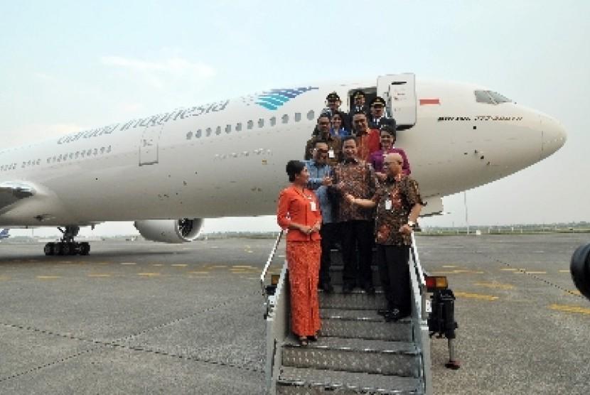 93 Gambar Maskapai Garuda Indonesia HD