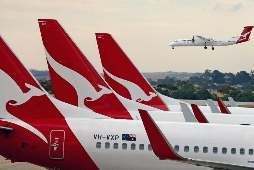 Maskapai Qantas