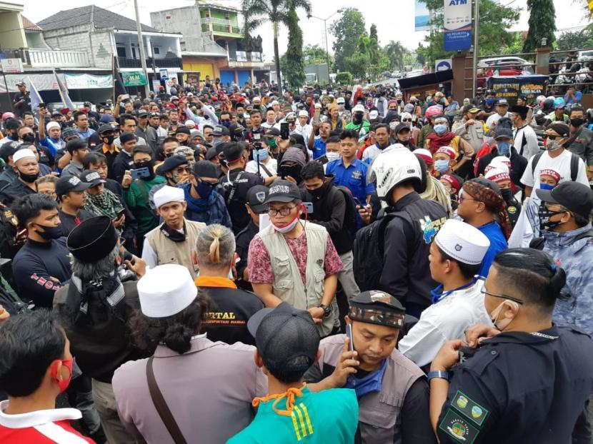 FPP: Jika Denny Siregar tak Diproses, Kegaduhan ta